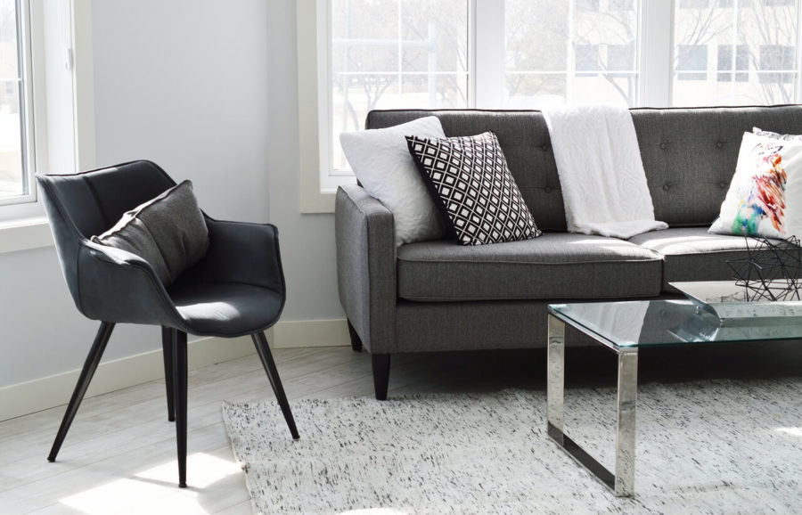 czyszczenie krzeseł tapicerowanych
